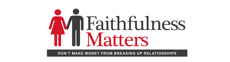 Faithfulness Matters | Just another WordPress.com site